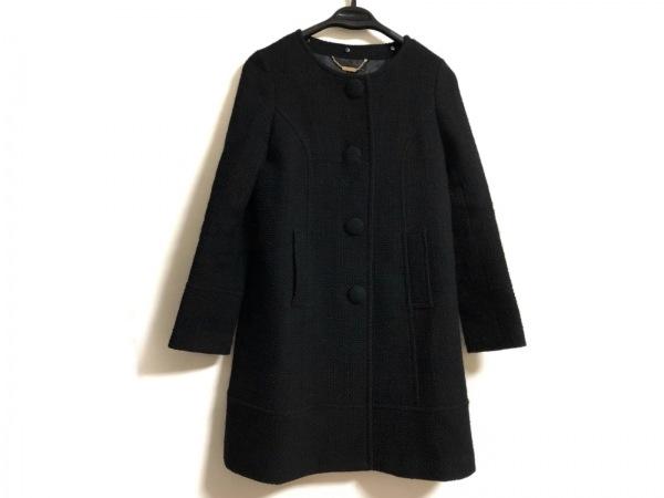 joias(ジョイアス) コート サイズ2 M レディース 黒 冬物
