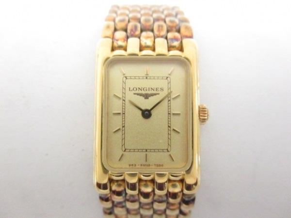 LONGINES(ロンジン) 腕時計 フラッグシップ - レディース ゴールド