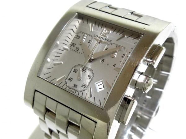 LONGINES(ロンジン) 腕時計 ドルチェビータクロノ L5.668.4 メンズ シルバー