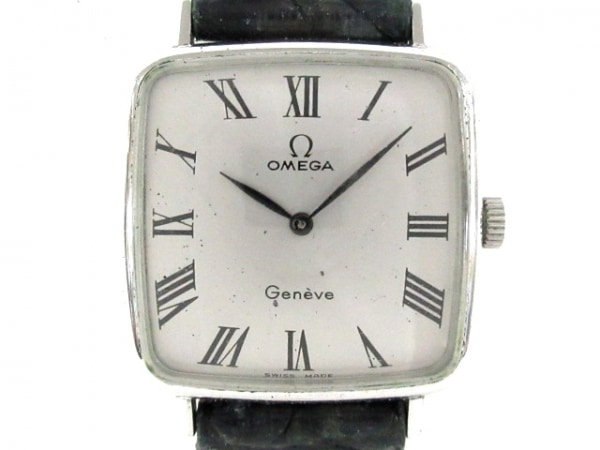 OMEGA(オメガ) 腕時計 ジュネーブ - レディース シルバー