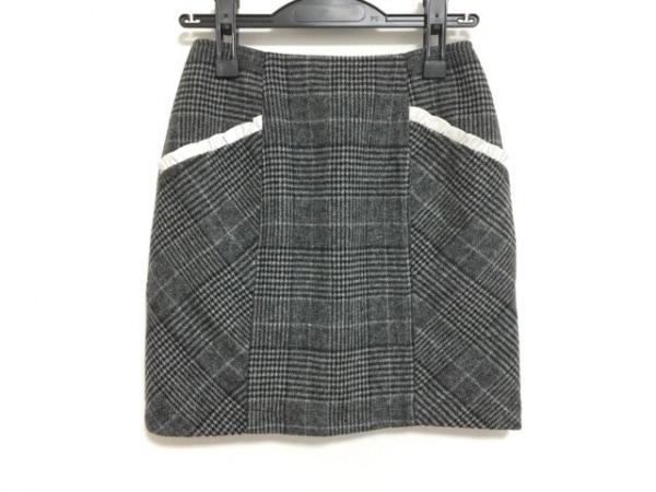 EATME(イートミー) スカート サイズS レディース グレー