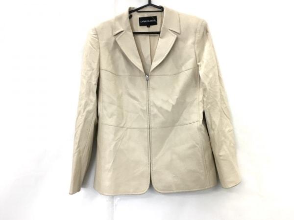 lapine blanche(ラピーヌブランシュ) コート サイズ11 M レディース美品  アイボリー