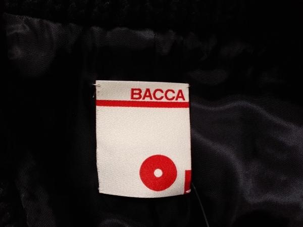 BACCA(バッカ) コート サイズ36 S レディース 黒 冬物