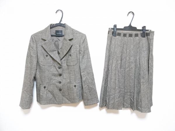ランバンコレクション スカートスーツ サイズ40 M レディース美品