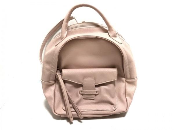 DAZZLIN(ダズリン) リュックサック美品  ピンク 合皮