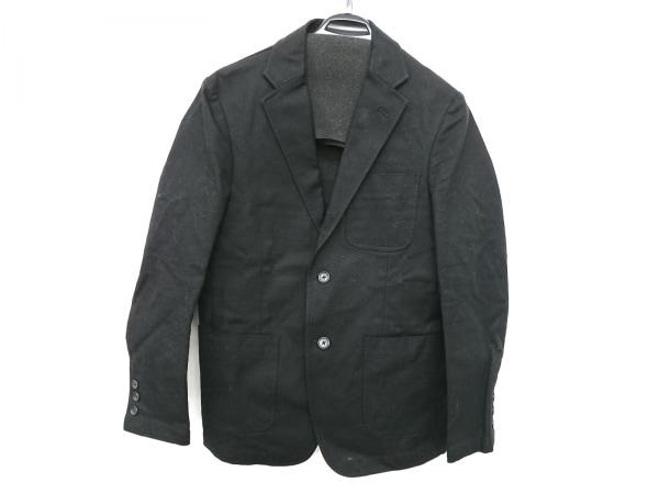 ABAHOUSE(アバハウス) ジャケット サイズsmall S メンズ美品  黒 MYSELF