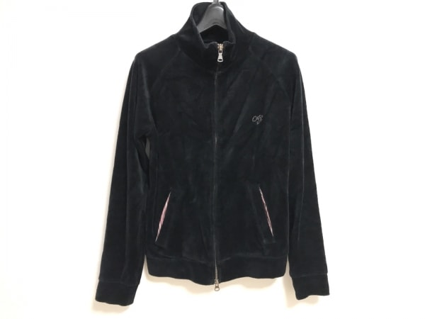 Calvin Klein Jeans(カルバンクラインジーンズ) ブルゾン サイズM レディース 黒