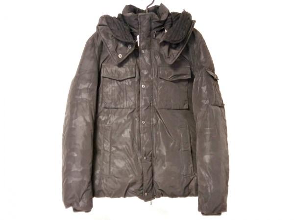 5351 PourLesHomme(5351プールオム) ダウンジャケット サイズ4 XL メンズ 黒 冬物