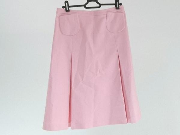RENA LANGE(レナランゲ) スカート レディース美品  ピンク