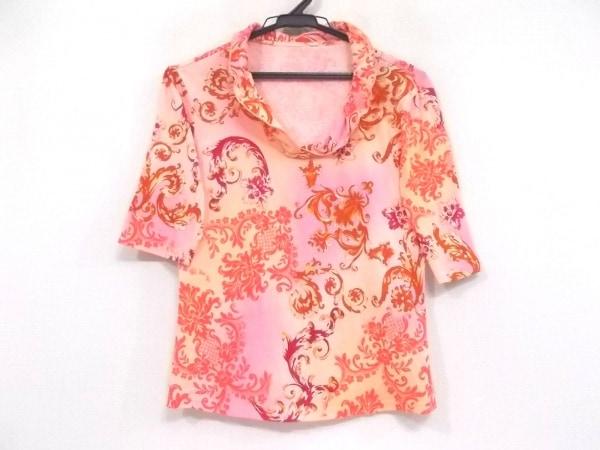 SHIZUKA KOMURO(シズカコムロ) 半袖Tシャツ サイズ40 M レディース美品  ベージュ