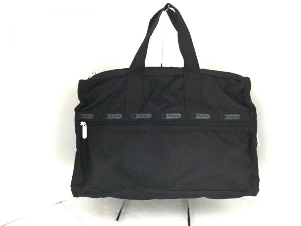 LESPORTSAC(レスポートサック) ハンドバッグ 黒 レスポナイロン