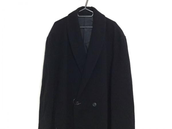 ISSEYMIYAKE(イッセイミヤケ) コート サイズM メンズ美品  黒 冬物