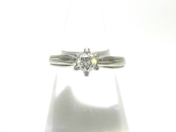 VENDOME(ヴァンドーム青山) リング Pt1000×ダイヤモンド 0.262カラット