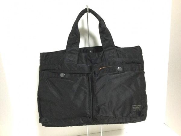 PORTER/吉田(ポーター) トートバッグ - 黒 ナイロン