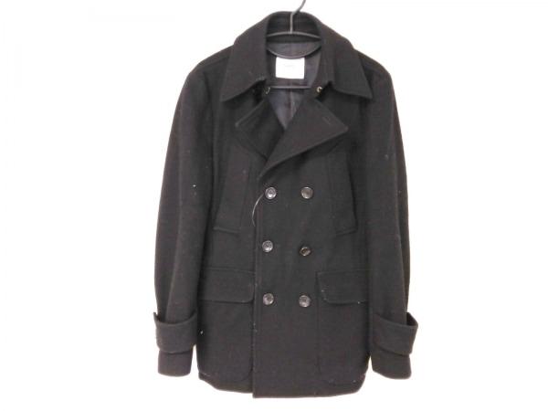 TAKEOKIKUCHI(タケオキクチ) コート サイズ2 M メンズ 黒 冬物