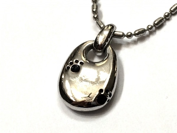 OLIVER(オリバーバレンチノ) ネックレス美品  金属素材 シルバー