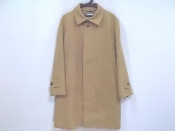 J.PRESS(ジェイプレス) コート サイズL メンズ ライトブラウン 冬物