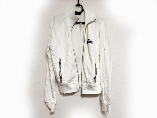 DSQUARED2(ディースクエアード) ブルゾン サイズS メンズ美品  白 春・秋物