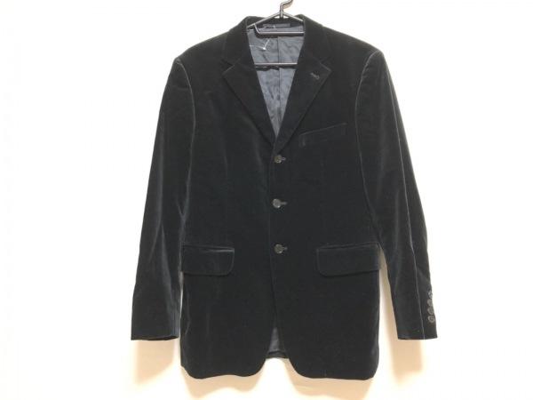 PaulSmith(ポールスミス) ジャケット サイズM メンズ 黒 ベロア