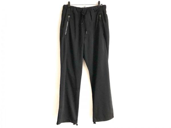 Y-3(ワイスリー) パンツ サイズS メンズ 黒 adidas/ウエストゴム