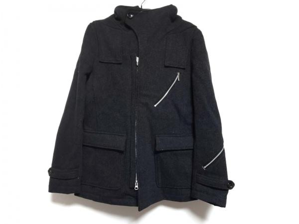 THETWELVE(ザトゥエルブ) コート サイズ46 XL メンズ美品  ダークグレー 冬物