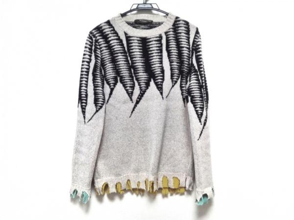 マウリツィオペコラーロ 長袖セーター サイズUS  8 レディース美品