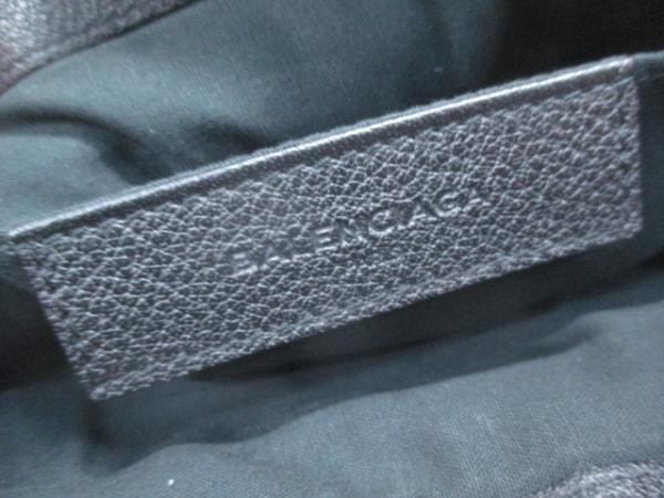 バレンシアガ クラッチバッグ クリップL 273023 ダークグリーン×黒 6
