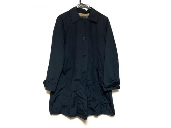 HERNO(ヘルノ) コート サイズ40 M レディース美品  ネイビー 春・秋物