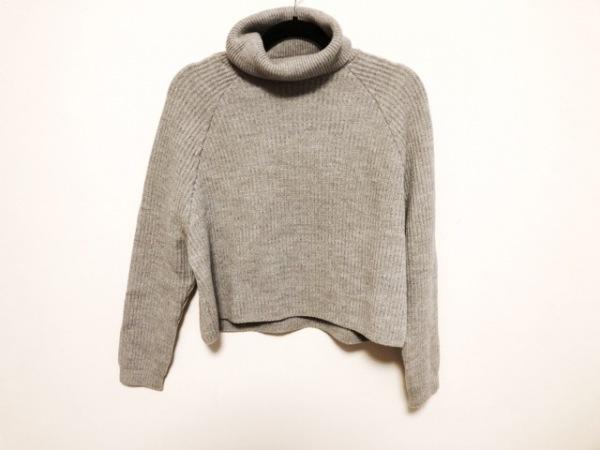 MY(マイ) 長袖セーター サイズF F レディース美品  ライトグレー