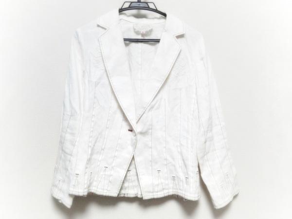 ROSSA(ロッサ) ジャケット サイズ44 L レディース 白
