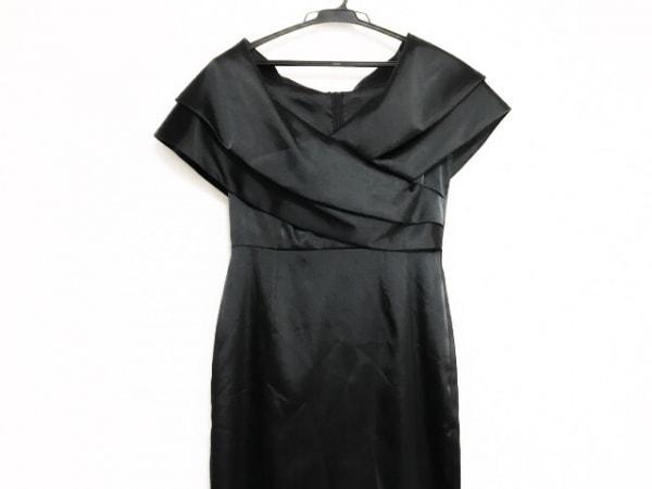 JEAN MACLEAN(ジーンマクレーン) ドレス サイズ8A レディース美品  黒
