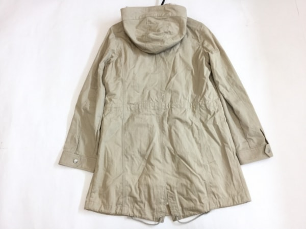 EASTBOY(イーストボーイ) コート サイズ11 M レディース美品  ベージュ 春・秋物