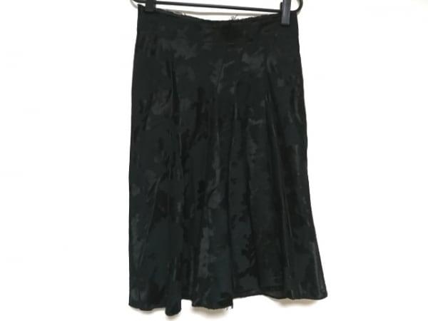Drawer(ドゥロワー) スカート サイズ38 M レディース美品  黒