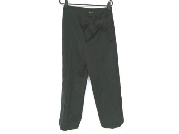 Drawer(ドゥロワー) パンツ サイズ36 S レディース 黒