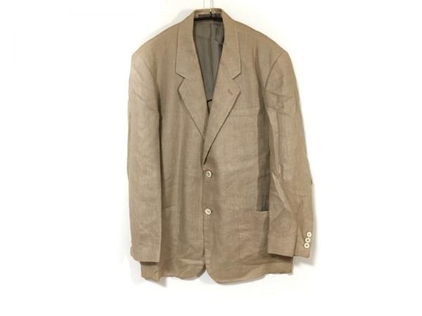 MEN'SBIGI(メンズビギ) ジャケット サイズ3 L メンズ ベージュ