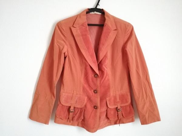 ROSSA(ロッサ) ジャケット サイズ42 L レディース ライトブラウン