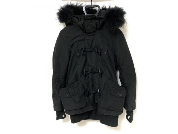 SLY(スライ) コート サイズ1 S レディース 黒 ファー/冬物