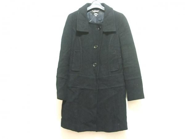 INED(イネド) コート サイズ9 M レディース 黒 冬物