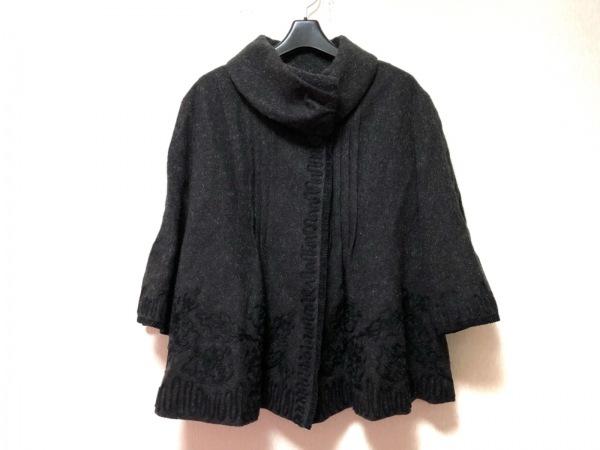 ROSSA(ロッサ) コート サイズ42 L レディース美品  黒 冬物