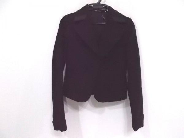 GUCCI(グッチ) ジャケット サイズ40 M レディース新品同様  黒 肩パッド