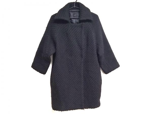 Munich(ミューニック) コート サイズ8 M レディース美品  黒 冬物
