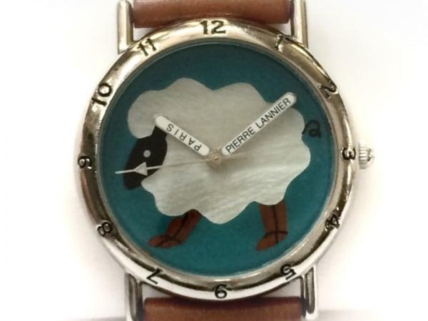 ピエールラニエ 腕時計 065.760 レディース ヒツジモチーフ/世界限定999個腕時計