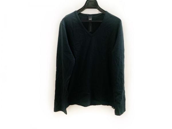 roarguns(ロアーガンズ) 長袖Tシャツ サイズ3 L メンズ美品  黒×シルバー スタッズ
