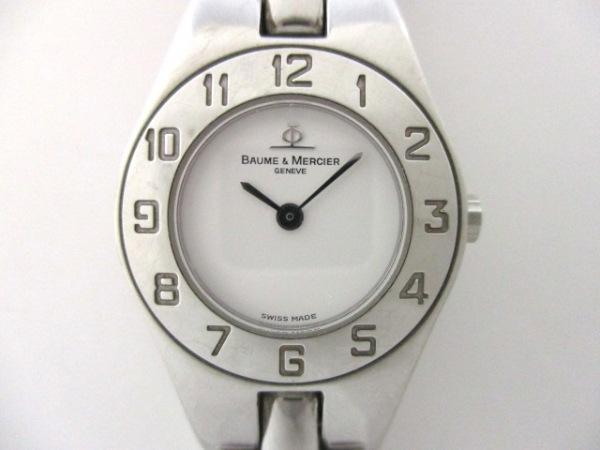 BAUME&MERCIER(ボーム&メルシエ) 腕時計 MV045204 レディース 白