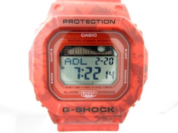 CASIO(カシオ) 腕時計美品  G-SHOCK GLX-5600F メンズ グレー