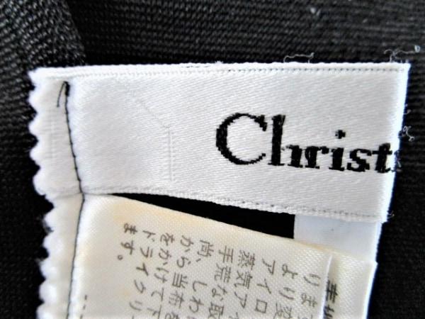 クリスチャンディオール ノースリーブカットソー サイズ7 S レディース 黒