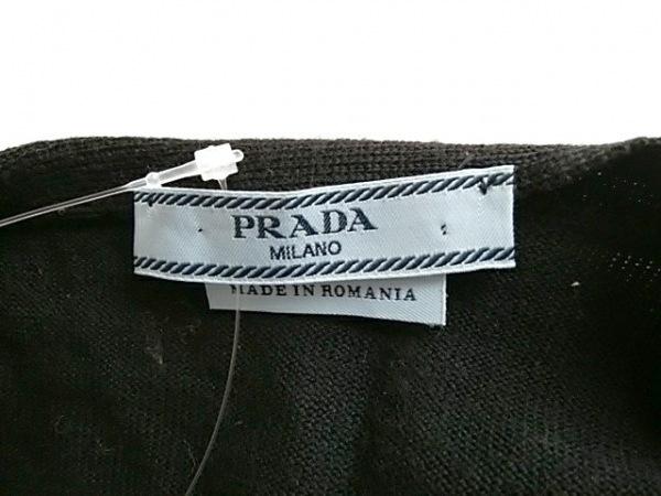 PRADA(プラダ) カーディガン サイズ38 S レディース 黒