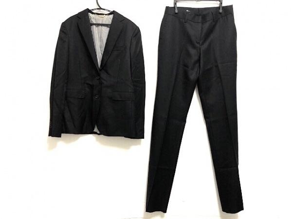 SHIPS(シップス) レディースパンツスーツ サイズM レディース 黒