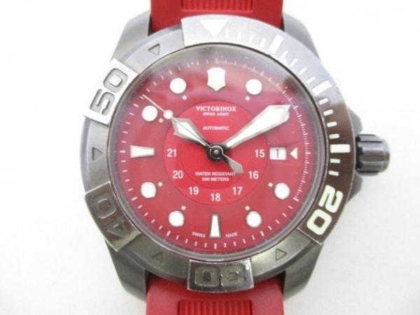ヴィクトリノックス 腕時計 スイスアーミー 241577/VWAV241577 メンズ レッド