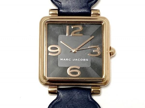 MARC JACOBS(マークジェイコブス) 腕時計 MJ1530 メンズ 黒